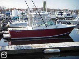 Used North Coast 24 Walkaround Fishing Boat For Sale