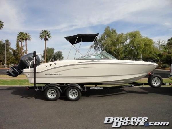 New Chaparral 21 H2O Ski & Fish Ski and Fish Boat For Sale
