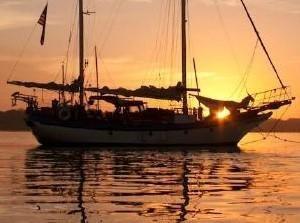 Used Formosa Garden Duncan Marine Freedom 45 Ketch Cruiser Sailboat For Sale