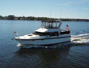 Used Ocean Alexander 390 Sundeck Cruiser Boat For Sale