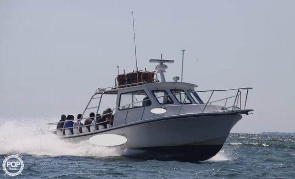 Used Privateer 2850 Atlantic Passenger Boat For Sale