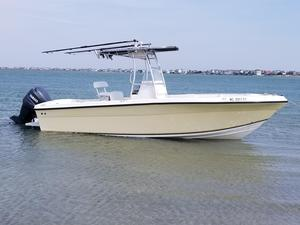 Used Angler 230 VBX Center Console Fishing Boat For Sale