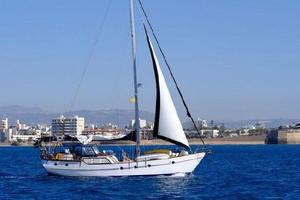 Used Mikelson Pilothouse Cutter Cruiser Sailboat For Sale