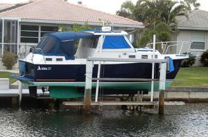 Used Albin Family Cruiser Aft Cabin Cruiser Boat For Sale
