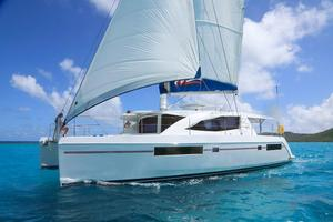 Used Leopard 48 Crewed Multi-Hull Sailboat For Sale