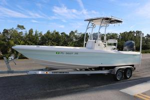 Used Edgewater 210 Bay Boat For Sale