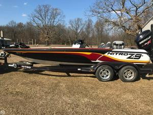 Used Nitro Z-9 Bass Boat For Sale