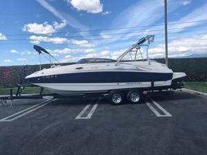 Used Monterey 263 Explorer Sport Deck Boat For Sale
