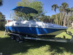 Used Hurricane SD187 Sport Deck Boat For Sale