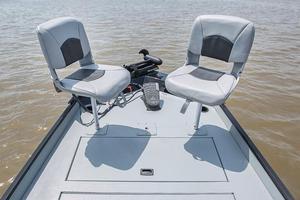 Used Crestliner 1600 Storm Bass Boat For Sale