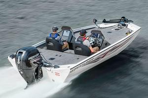 New Crestliner PT 18 Bass Boat For Sale