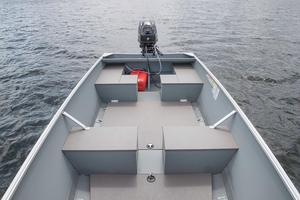 New Crestliner 1668 Outreach Jon Boat For Sale