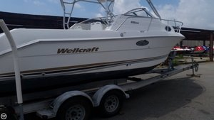 Used Wellcraft 230 Coastal Walkaround Fishing Boat For Sale
