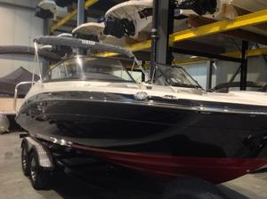 New Yamaha 212 LTD Bowrider Boat For Sale
