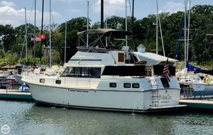 Used Carver 3607 Aft Cabin Aft Cabin Boat For Sale