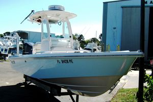 Used Everglades 243 BAY243 BAY Center Console Fishing Boat For Sale