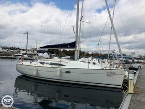 Used Jeanneau 32 Sloop Sailboat For Sale
