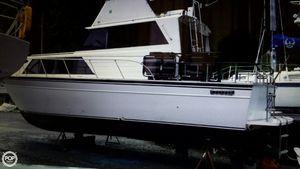 Used Marinette 32 Sedan Sports Fishing Boat For Sale