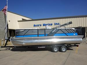 Used Crest Caliber 230 SLCCaliber 230 SLC Pontoon Boat For Sale