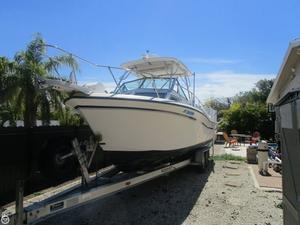 Used Grady-White 257 Trophy Pro Walkaround Fishing Boat For Sale