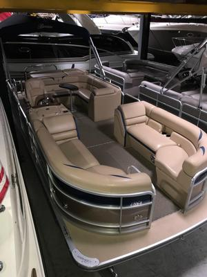Used Berkshire 230 CL STS Pontoon Boat For Sale