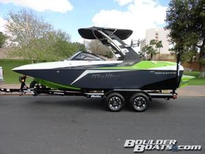 New Malibu 21 MLX Ski and Wakeboard Boat For Sale