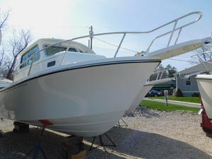New Parker 2520 XLD Sport Cabin Cruiser Boat For Sale