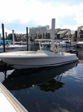 Used Chris Craft Catalina 29 Suntender Sports Fishing Boat For Sale