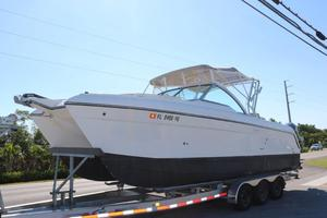 Used Glacier Bay Catamaran 2740 Dual ConsoleCatamaran 2740 Dual Console Power Catamaran Boat For Sale