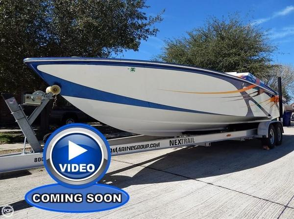 Used Pantera 28 High Performance Boat For Sale