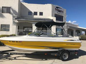 Used Monterey 180 Edge Runabout Boat For Sale