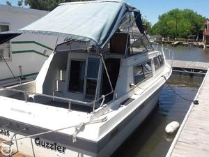 Used Silverton Sport Fisher Express Cruiser Boat For Sale