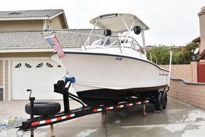 Used Sea Hunt Victory 215 WA Walkaround Fishing Boat For Sale