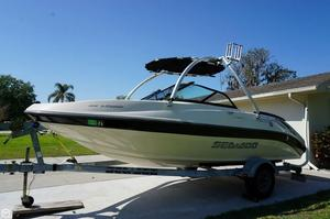 Used Sea-Doo 205 Utopia Jet Boat For Sale
