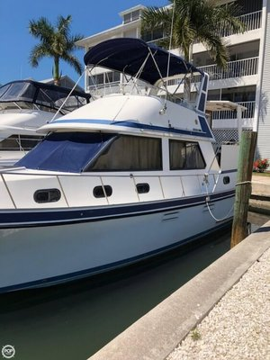 Used Golden Star 35 Trawler Boat For Sale