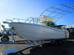 Used World Cat 266 Sport Fish Power Catamaran Boat For Sale
