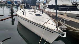 Used Islander 37 Sloop Sailboat For Sale