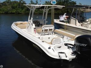 Used Glasstream 240 CC Center Console Fishing Boat For Sale