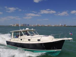 Used Mainship 34 Pilot Sedan34 Pilot Sedan Downeast Fishing Boat For Sale