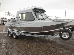 New Hewescraft 210 Sea Runner HT w/ET210 Sea Runner HT w/ET Aluminum Fishing Boat For Sale