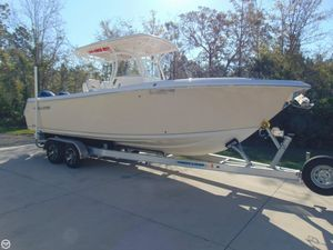 Used Sailfish 270 Center Console Fishing Boat For Sale
