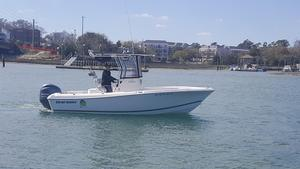 Used Clearwater 2100 CC Center Console Fishing Boat For Sale