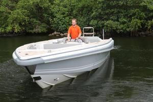 Used Novurania ChaseChase Tender Boat For Sale