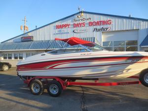 Used Chaparral 2130 SS Runabout Boat For Sale