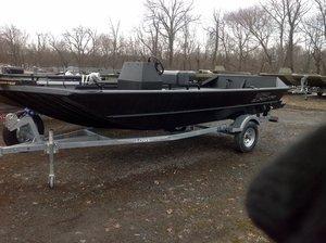 New Lowe Roughneck 1760 Pathfinder HEAVY DUTY Jon Boat For Sale