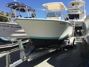 Used Kencraft Challenger 215Challenger 215 Center Console Fishing Boat For Sale
