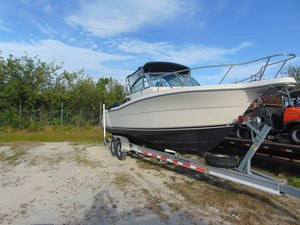 Used Pursuit 2860 Denali Saltwater Fishing Boat For Sale