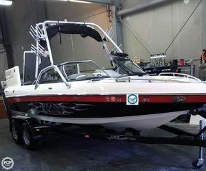 Used Malibu 21 VLX Wakesetter Ski and Wakeboard Boat For Sale
