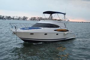 Used Regal 3780 Cummins Diesel Flybridge Boat For Sale