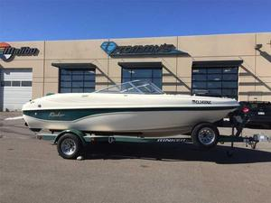 Used Rinker 180 Sport Ski and Fish Boat For Sale